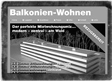 Screenshot of balkonien-wohnen.ch
