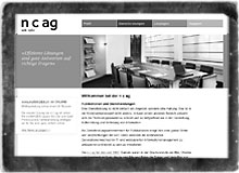 Screenshot of ncag.ch